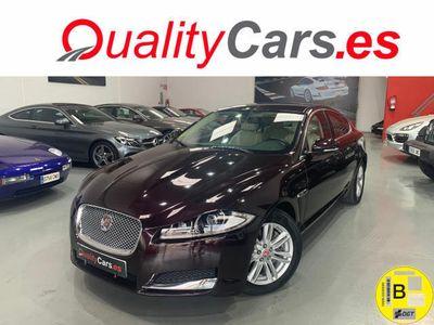 used Jaguar XF 3.0 V6 Diesel Luxury Aut.
