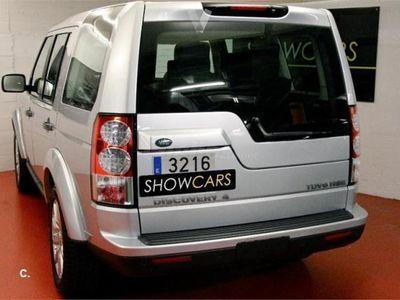 usado Land Rover Discovery 4 3.0 Tdv6 Hse 211cv 5p. -13
