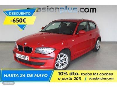 usado BMW 116 116 i (122CV)