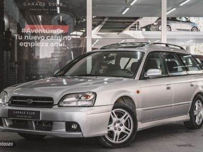 usado Subaru Legacy 2.5 GX AUTO 4WD OUTBACK