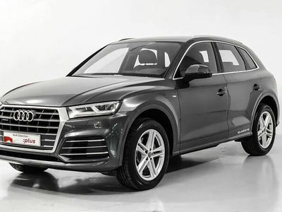 usado Audi Q5 S line 2.0 TDI quattro 140 kW (190 CV) S tronic