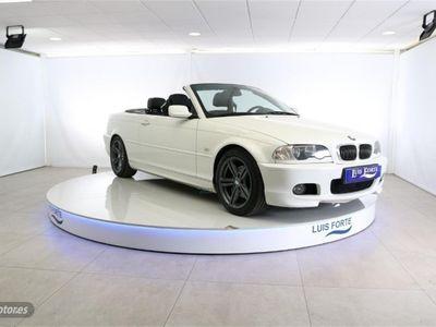 usado BMW 325 Cabriolet Serie 3 E46/2 Cabrio Aut. AUTOS LUIS FORTE