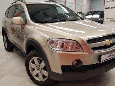 brugt Chevrolet Captiva 2.0 VCDI 16V LTX 7 Plazas