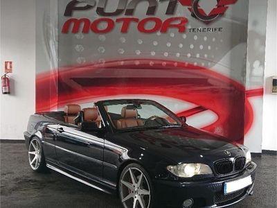 usado BMW 330 Cabriolet 330Cd