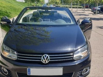 usado VW Eos 2.0 TDI 140cv Excellence Bluemotion Tech