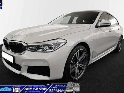 usado BMW 630 Serie 6 630 d GT M-Sport LED/NAVI/H-UP/LEDER/K-ZUGANG/20