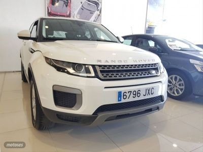 usado Land Rover Range Rover evoque 2.0L TD4 Diesel 150CV 4x4 Pure Auto 5p.