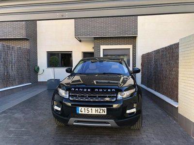 gebraucht Land Rover Range Rover evoque 2.2L eD4 Pure Tech 4x2