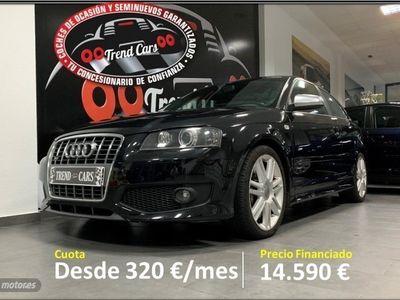 used Audi S3 2.0 TFSI quattro
