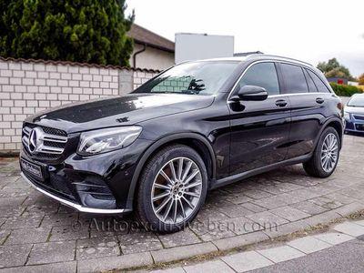 usado Mercedes GLC250 d 4Matic | AMG | Techo | HeadUp | Hi-Fi | Command