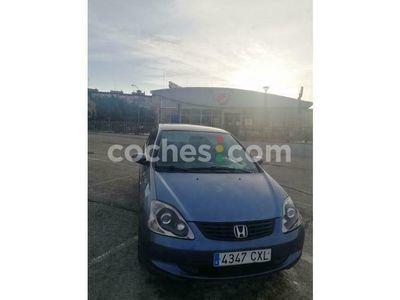 usado Honda Civic 1.7 Ctdi Es 100 cv en Madrid