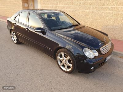 used Mercedes C220 Clase CCDI SPORT EDITION