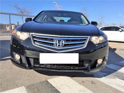 usado Honda Accord 2.2i-DTEC Elegance IMPECABLE LIBRO DE REVISIONES