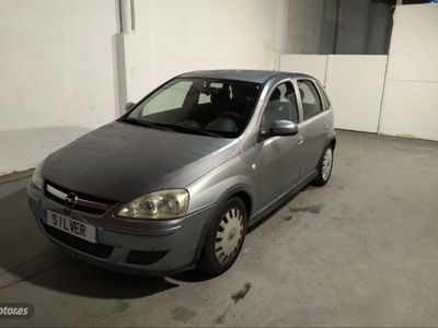 usado Opel Corsa Silverline Base 1.2 16v