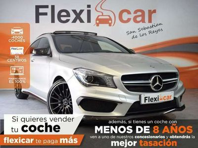 usado Mercedes CLA45 AMG Clase4M Aut.