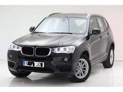 usado BMW X3 sDrive 18d