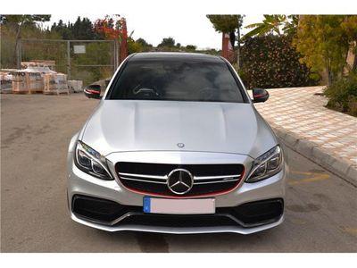 usado Mercedes C63 AMG AMG Clase W205 S