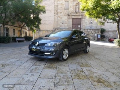 brugt Renault Mégane Sp. Tou. Limited Energy TCe 115 SS E6