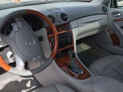 second-hand Mercedes CL500 Aut.