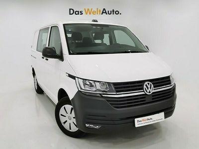 usado VW Transporter Mixto 2.0TDI SCR BMT 81kW
