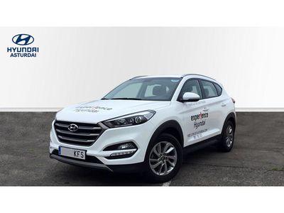 gebraucht Hyundai Tucson 1.7CRDi 85kW (115CV) BlueDrive Klass 4x2 PVP OFERT