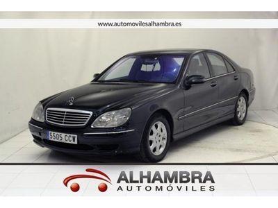 usado Mercedes 400 Clase S CLASE 400CDI