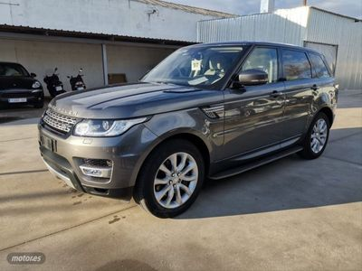 usado Land Rover Range Rover Sport 3.0 SDV6 306cv HSE