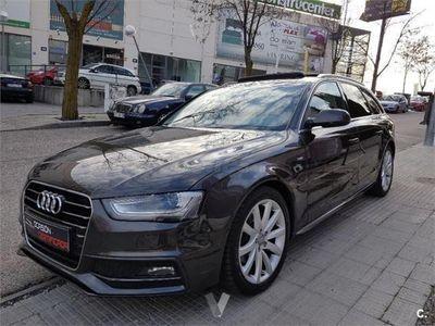 usado Audi A4 Avant 2.0 Tdi 150cv S Line Edition 5p. -15