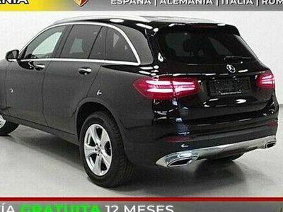 usado Mercedes E250 Clase GLC d 4Matic Aut.