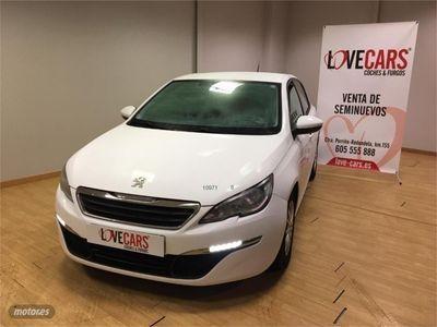 brugt Peugeot 308 5p Business Line 1.6 BlueHDi 120