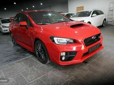 usado Subaru WRX STI 2.5T Rally Edition AWD