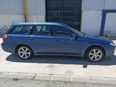 usado Subaru Legacy SW 2.0TD Limited