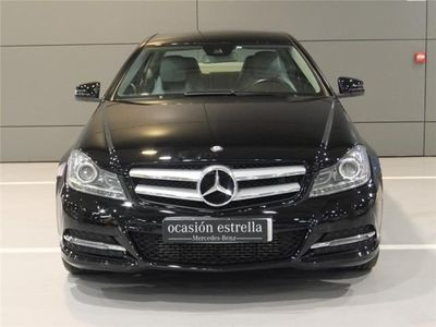 usado Mercedes C220 CDI Blue Efficiency Coupé -