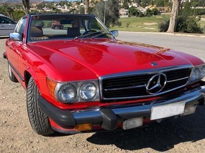 usado Mercedes 500 560 SL