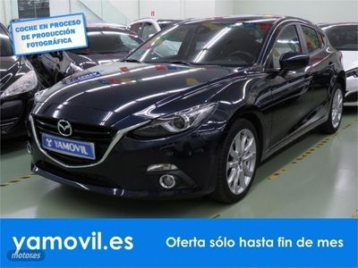 usado Mazda 3 2.2 DE 150 MT Luxury