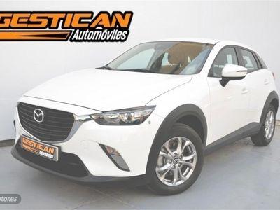 used Mazda CX-3 2.0 SKYACTIV GE Luxury White 2WD