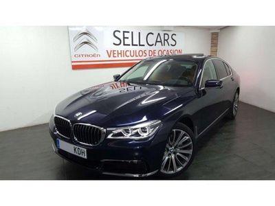 usado BMW 730 Serie 7 dA -