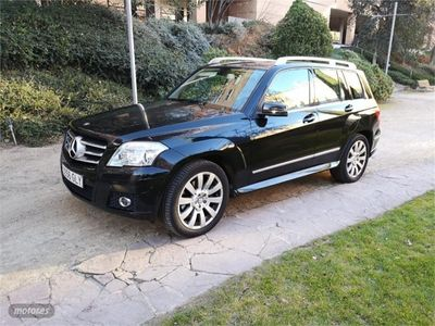 second-hand Mercedes GLK320 CDI Edition 1 Aut.