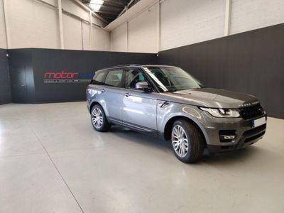 usado Land Rover Range Rover Sport 4.4SDV8 HSE Dynamic Aut.