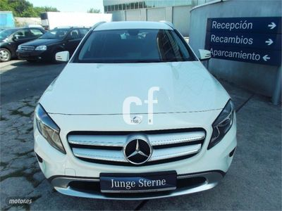 usado Mercedes GLA200 Clase GLACDI Style