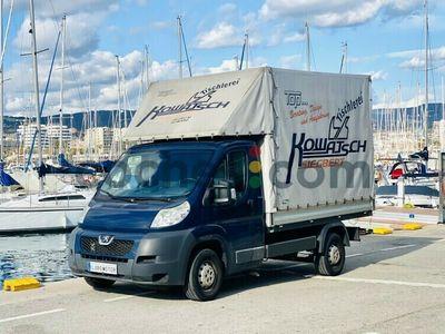 usado Peugeot Boxer Caja Cabina 2.2hdi 333 L2 130 130 cv en Barcelona