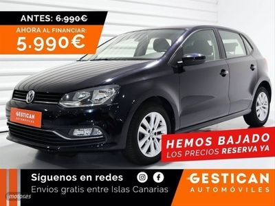 usado VW Polo Advance 1.2 TSI 90cv BMT