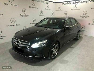 usado Mercedes E250 Clase ECDI Avantgarde