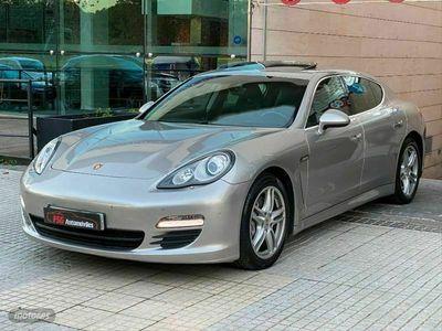 usado Porsche Panamera S