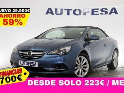 usado Opel Cascada Cabrio 1.4T 140cv Excellence 2p # NAVY, BIXENON, B