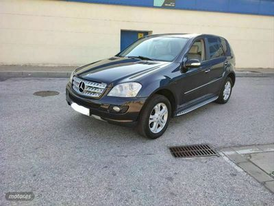usado Mercedes ML320 Clase MCDI