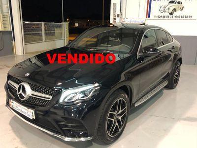 usado Mercedes GLC250 Coupé d 4Matic Aut.