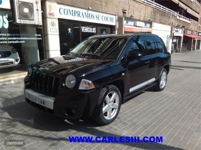used Jeep Compass 2.0 CRD Sport
