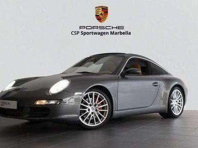 usado Porsche 911 Carrera 4S 997Targa