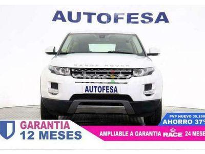 usado Land Rover Range Rover evoque 2.2L eD4 150cv Pure 4x2 5p #PARKTRONIC,BLUETOOTH